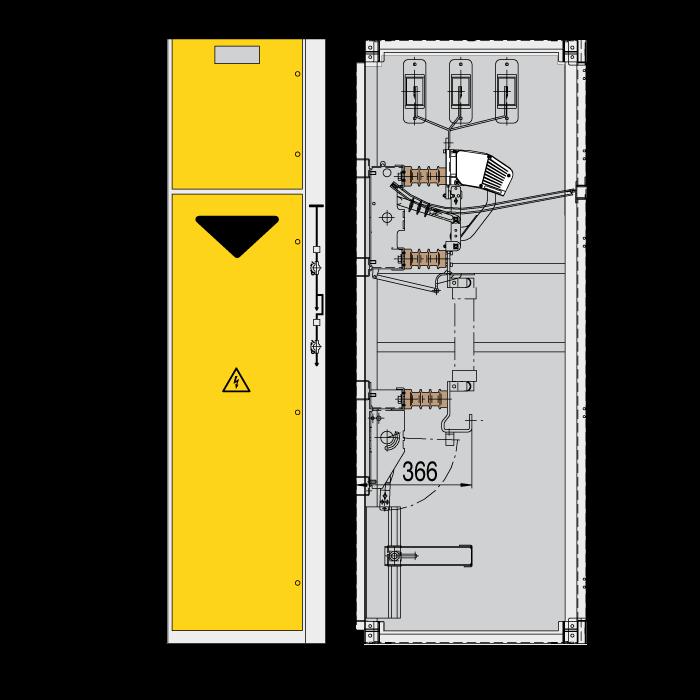 Bemessungsspannung bis 12 kV