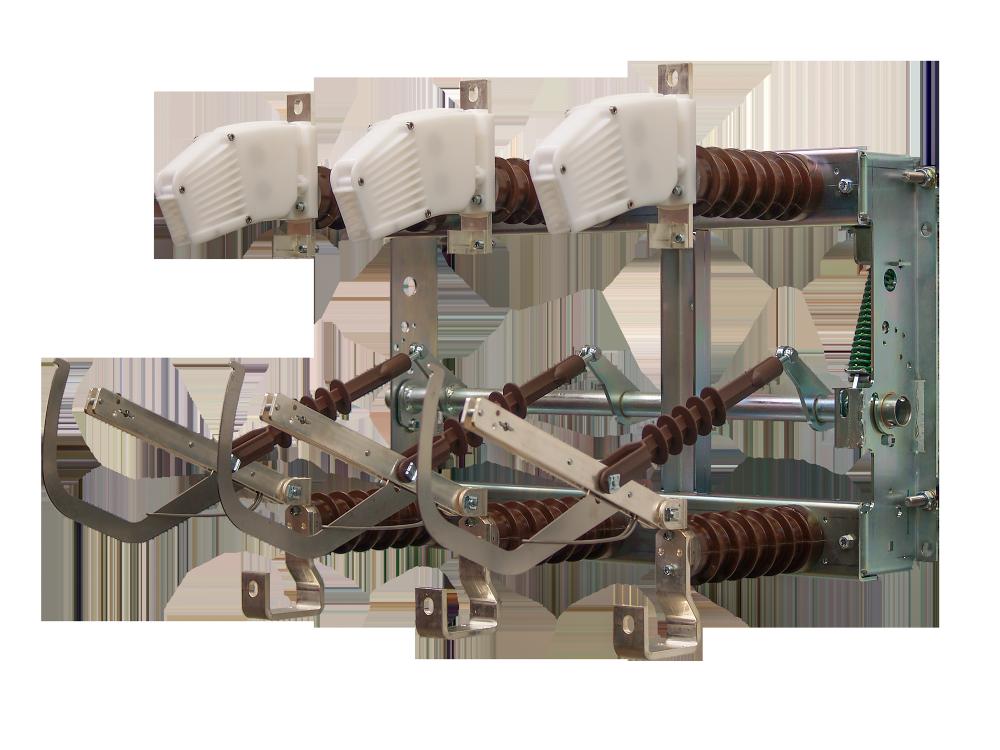 Bemessungsspannung bis 24 kV