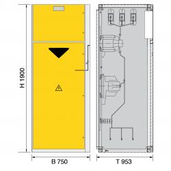 17,5 kV Messfeld 750 x 953
