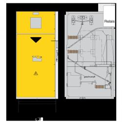 LDTM Leistungsschalterfeld