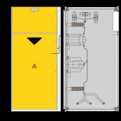 24 kV Messfeld 900 x 1005
