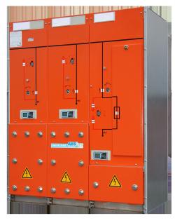 MINEX ABSzero Schaltanlagen bis 12 kV