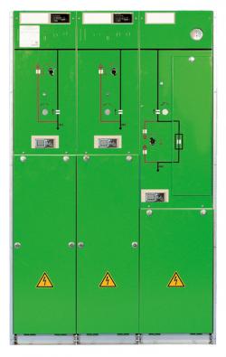 G·I·S·E·L·A Schaltanlagen bis 12 kV