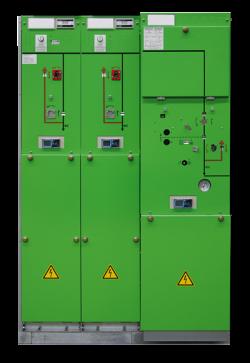 G·I·S·E·L·A Schaltanlagen bis 36 kV