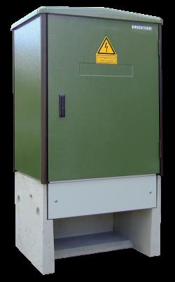 Kunststoff-Kompaktstation KSC0811