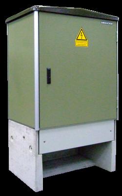 Kunststoff-Kompaktstation KSC0812