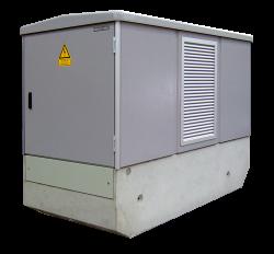 Kunststoff-Kompaktstationen Typ KSP