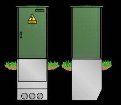 Kunststoff-Kompaktstation KSC0808
