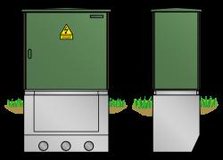 Kunststoff-Kompaktstation KSC0814