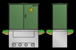Kunststoff-Kompaktstation KSC0816