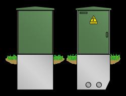 Kunststoff-Kompaktstation KSC1011