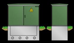 Kunststoff-Kompaktstation KSC1121