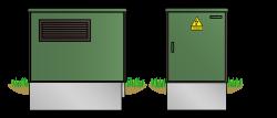 Kunststoff-Kompaktstation KSP1118