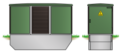 Kunststoff-Kompaktstation KSP1130