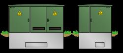 Kunststoff-Kompaktstation KSP1830