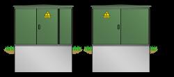 Kunststoff-Kompaktstation KSP2121