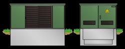 Kunststoff-Kompaktstation KSP2132