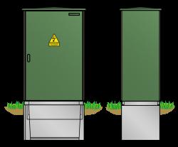 Kunststoff-Kompaktstation KST0812