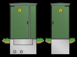 Kunststoff-Kompaktstation KST1116