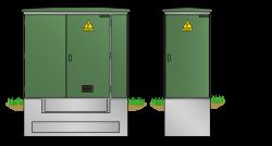 Kunststoff-Kompaktstation KST1125