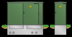 Kunststoff-Kompaktstation KST1133
