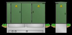 Kunststoff-Kompaktstation KST1138