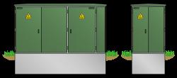 Kunststoff-Kompaktstation KST1440