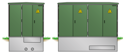 Kunststoff-Kompaktstation KST2137