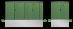 Kunststoff-Kompaktstation KST2145