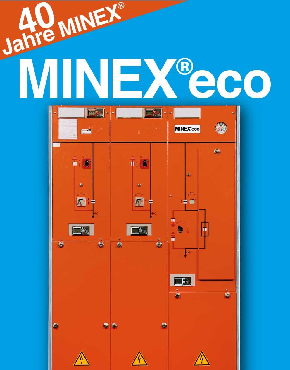 Die neue DRIESCHER MINEX eco Serie. Sicherheit rauf, Kosten runter!