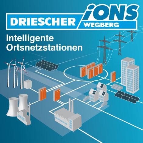 Mehr Intelligenz, Sicherheit und Effizienz für die Netze der Zukunft.