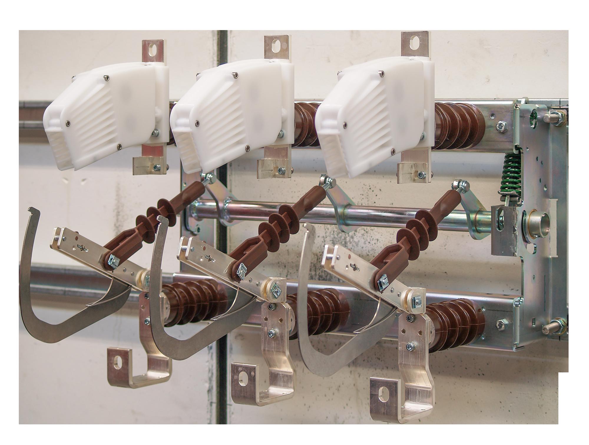 Luftisolierte Mittelspannungs-Innenraum-Lastschaltgeräte Typ LDTM